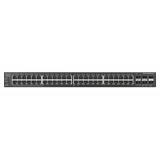 SG500X-48-K9-G5 48 портов 10/100/1000 и 4 10 Gigabit Ethernet SFP+ (1/5/10GE SFP+ modules)
