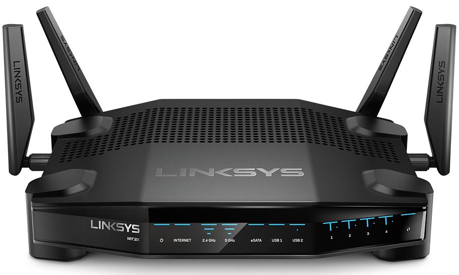 Linksys WRT32X-EU AC3200