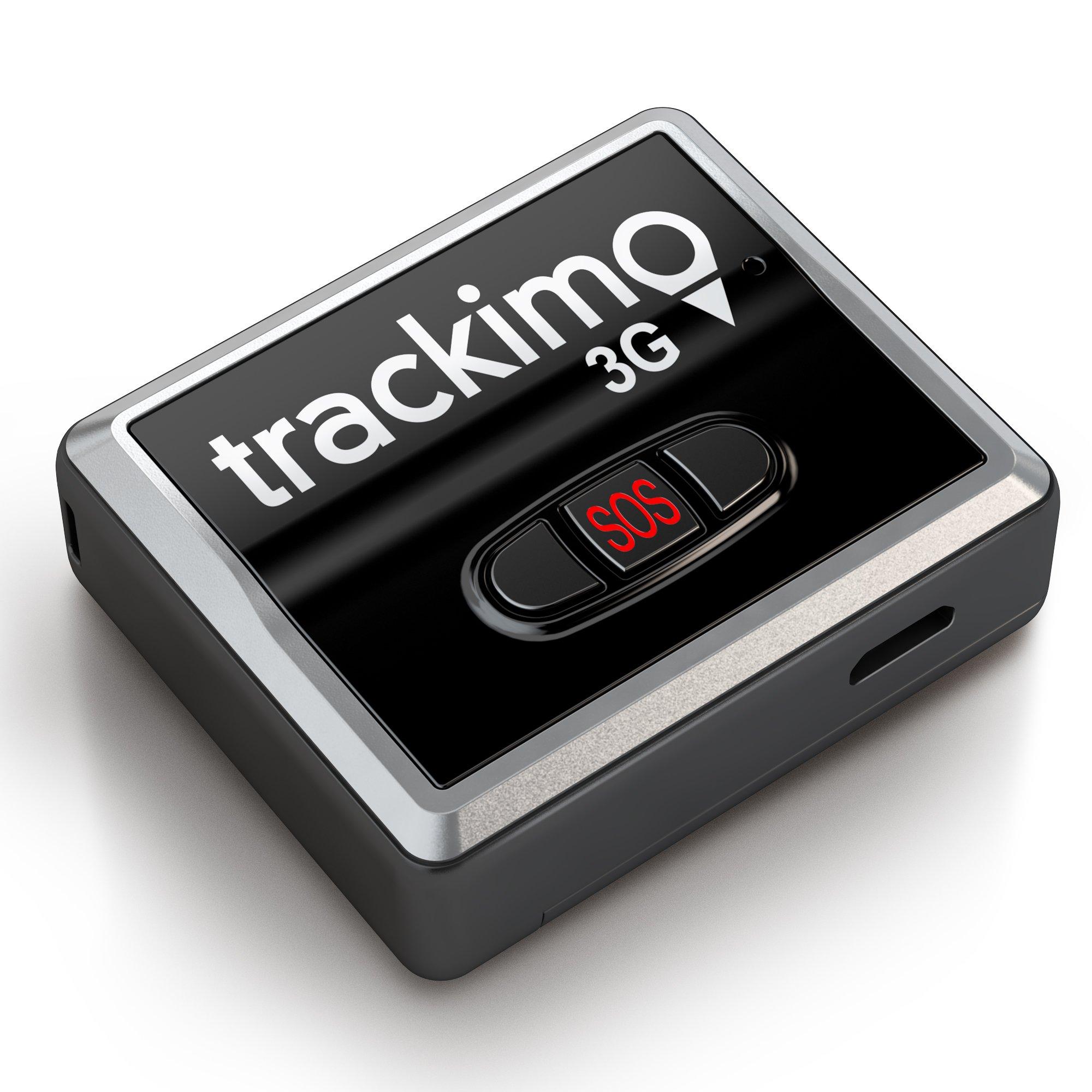 Trackimo Universal 3G GPS Tracker +1 год подписки