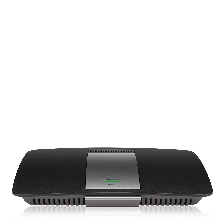 Linksys EA6300 Advanced Multimedia Smart Wifi router